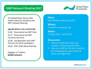 Network meeting 2017 Invitation and Agenda